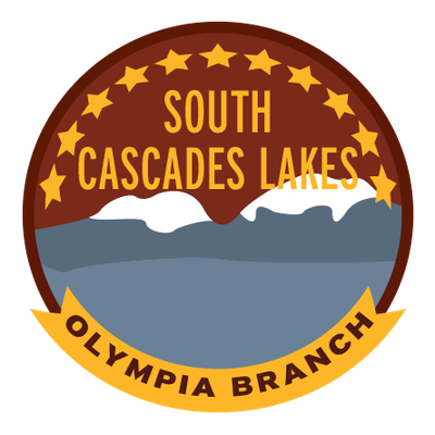 Olympia Branch South Cascades Lakes