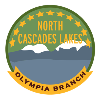 Olympia Branch North Cascades Lakes