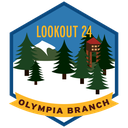 Olympia Branch Lookout Rocker