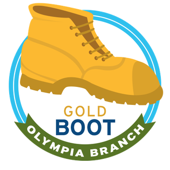 Olympia Branch Scramble Peaks Gold