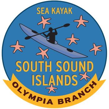 Olympia Branch Sea Kayaking South Sound Islands