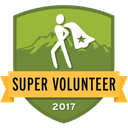 2017 Super Volunteer
