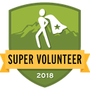 2018 Super Volunteer