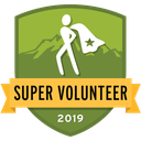 2019 Super Volunteer