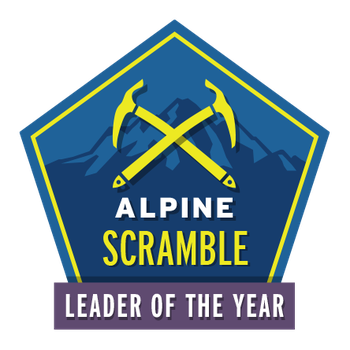Branch Scramble Leader of the Year