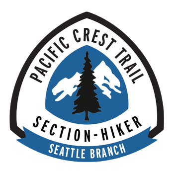 Seattle Branch PCT Section Hiker