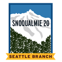 Seattle Branch Snoqualmie Second Ten