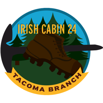 Tacoma Branch Irish Cabin Second Twelve