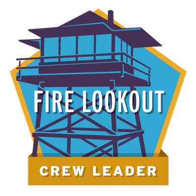 Fire Lookout Crew Leader
