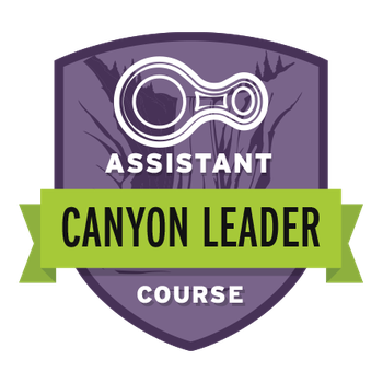 Assistant Canyon Leader Course