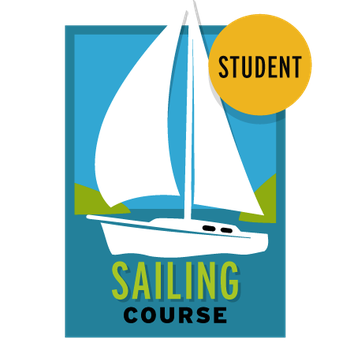 Basic Sailing Course Student