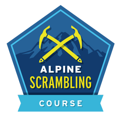 Alpine Scrambling Course