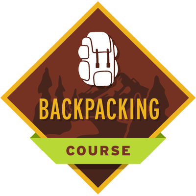 Backpacking Course