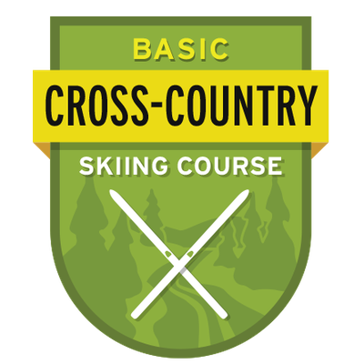 Basic Cross-country Skiing Course
