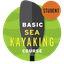 Basic Sea Kayaking Course Student
