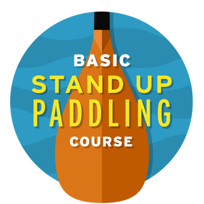 Basic Stand Up Paddling Course