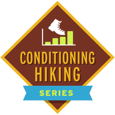 Conditioning Hiking Series