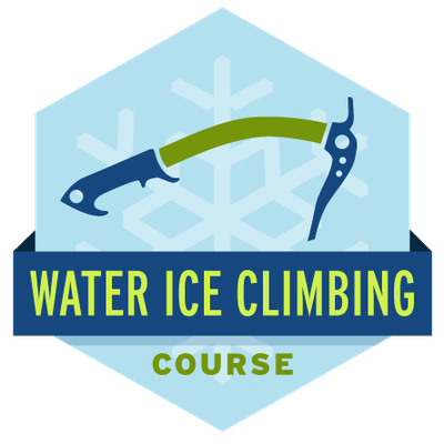 Water Ice Climbing Course