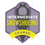 Intermediate Snowshoeing Course