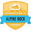Introduction to Alpine Rock Course
