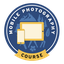 This badge represents successful completion of the Mobile Photography course.