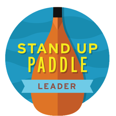 Stand Up Paddle Leader
