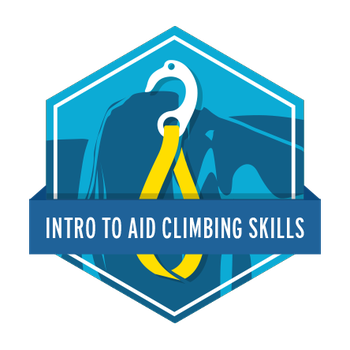 Introductory Aid Climbing Skills