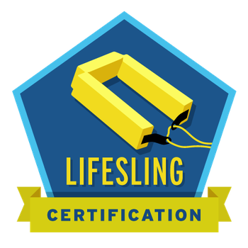 Lifesling Certification