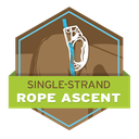 Single-Strand Rope Ascent