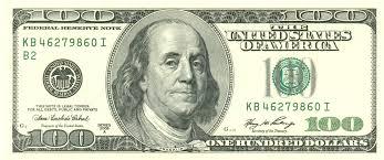 Bring on the Benjamins