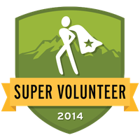 Super Volunteer Badge